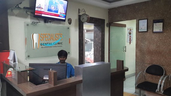 Best dentist in K R Puram